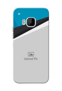 HTC Desire One M9 Simple Pattern Mobile Cover Upload Design