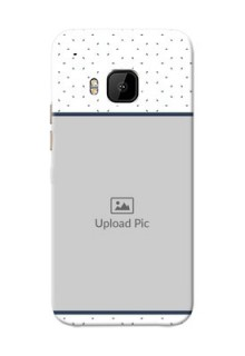 HTC Desire One M9 Premium Mobile Back Case Design