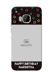 HTC Desire One M9 confetti birthday design Design Design