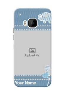 HTC Desire One M9 kids design icons with  simple pattern Design