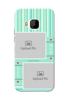 HTC Desire One M9 mom and dad image holder Design