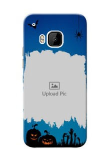 HTC Desire One M9 halloween design Design Design