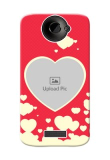 HTC Desire One X Love Symbols Mobile Case Design