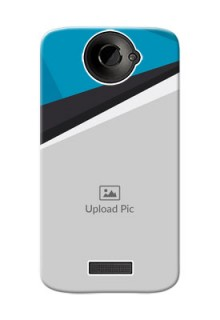 HTC Desire One X Simple Pattern Mobile Cover Upload Design