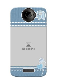 HTC Desire One X kids design icons with  simple pattern Design