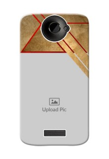 HTC Desire One X gradient abstract texture with stylish pattern Design