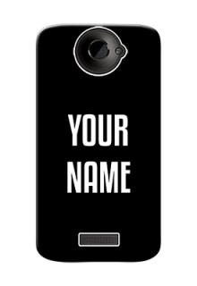 Htc Desire One X Your Name on Phone Case