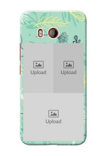 HTC U11 Mobile Covers: Forever Family Design