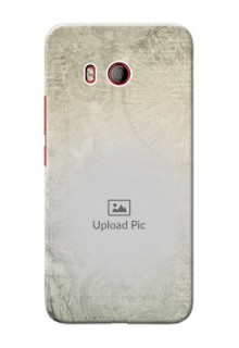 HTC U11 custom mobile back covers with vintage design
