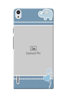 Huawei Ascend P7 kids design icons with  simple pattern Design Design