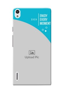 Huawei Ascend P7 enjoy every moment Design