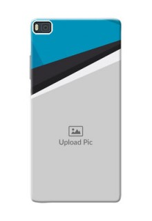 Huawei Ascend P8 Simple Pattern Mobile Cover Upload Design