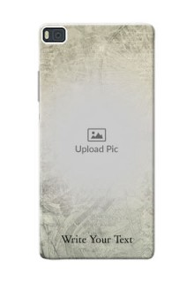 Huawei Ascend P8 vintage backdrop Design Design