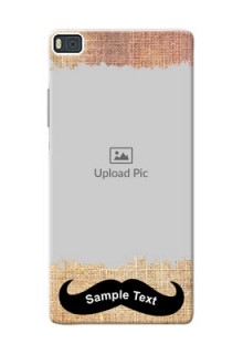 Huawei Ascend P8 modern cloth texture Design Design