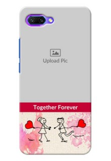 Huawei Honor 10 Just You And Me Mobile Back Case Design