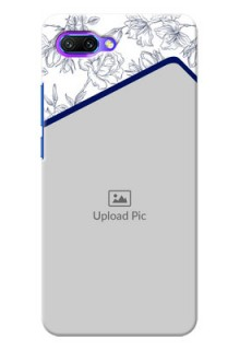 Huawei Honor 10 Floral Design Mobile Cover Design