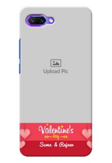 Huawei Honor 10 valentines day couple Design