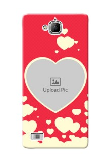 Huawei Honor 3C Love Symbols Mobile Case Design