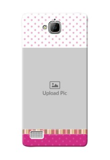 Huawei Honor 3C Cute Mobile Case Design