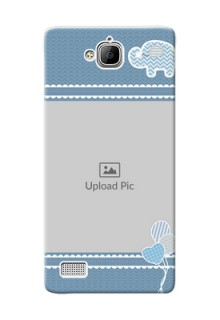 Huawei Honor 3C kids design icons with  simple pattern Design Design