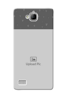 Huawei Honor 3C love design with heart Design Design