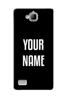 Honor 3C Your Name on Phone Case
