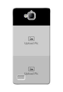 Honor 3C 17 Images on Phone Cover