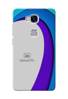 Huawei Honor 5X Simple Pattern Mobile Case Design