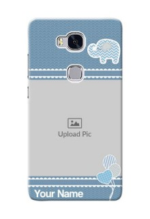 Huawei Honor 5X kids design icons with  simple pattern Design Design