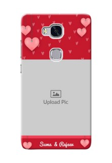 Huawei Honor 5X valentines day couple Design