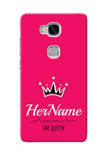 Honor 5X Queen Phone Case with Name