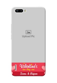 Huawei Honor 6 Plus valentines day couple Design