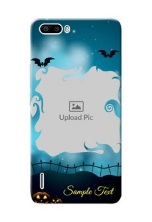Huawei Honor 6 Plus halloween design with designer frame Design