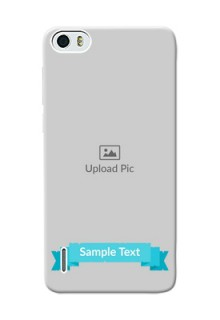 Huawei Honor 6 Simple Mobile Back Cover Design