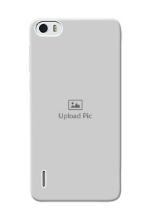 Huawei Honor 6 Full Picture Upload Mobile Back Cover Design