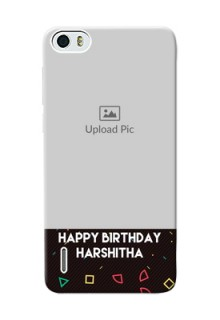 Huawei Honor 6 confetti birthday design Design Design