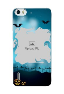 Huawei Honor 6 halloween design with designer frame Design