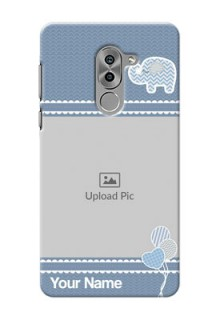 Huawei Honor 6X kids design icons with  simple pattern Design Design