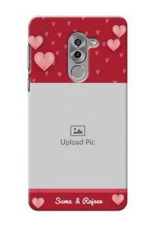 Huawei Honor 6X valentines day couple Design