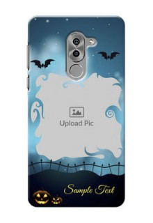 Huawei Honor 6X halloween design with designer frame Design