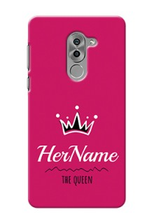 Honor 6X Queen Phone Case with Name