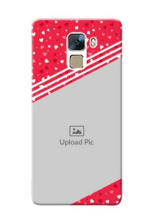 Huawei Honor 7 Valentines Gift Mobile Case Design