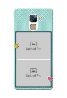 Huawei Honor 7 2 image holder with pattern Design