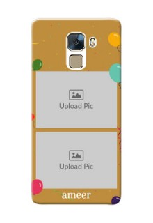 Huawei Honor 7 2 image holder with birthday celebrations Design