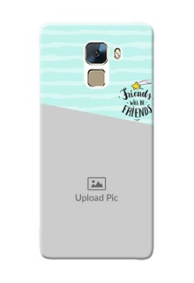 Huawei Honor 7 2 image holder with friends icon Design