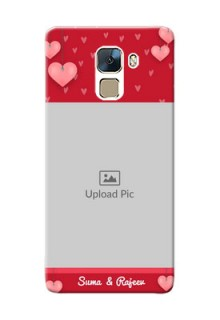 Huawei Honor 7 valentines day couple Design