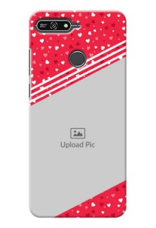 Huawei Honor 7A Valentines Gift Mobile Case Design