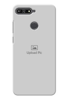 Huawei Honor 7A Full Picture Upload Mobile Back Cover Design