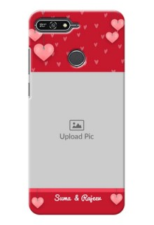 Huawei Honor 7A valentines day couple Design