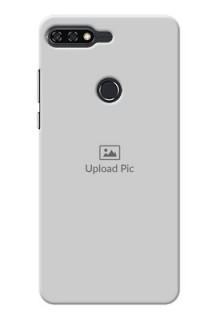 Huawei Honor 7C Full Picture Upload Mobile Back Cover Design